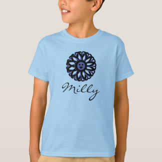 Milly Smiling Flower Shirt