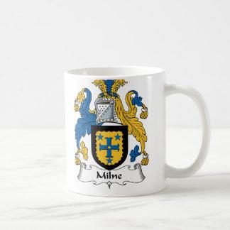 Milne Family Crest Mugs