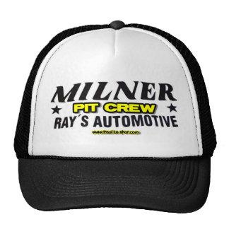 Milner Pit Crew Cap