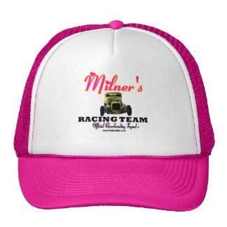 Milner Racing Team Cheer Squad Mesh Hat