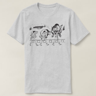 Milo of Croton And The Bull - Gym Motivational T-Shirt