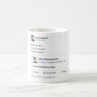 Milo pwnage coffee mug