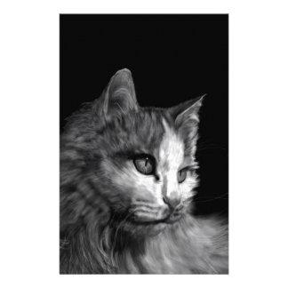 Milo The Cat Stationery