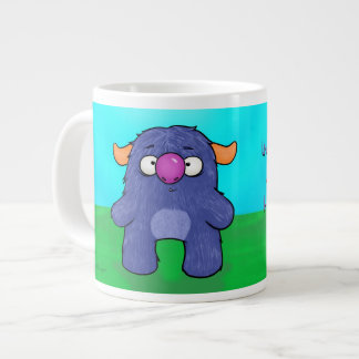 Milo the Monster, jumbo mug