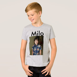 Miloj YouTuber t shirt  limmeted addition