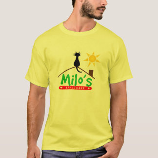 Milo's Mens T-Shirt