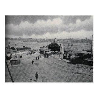 Milson's Point, Sydney 1913 Postcard