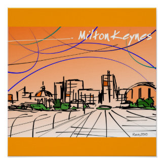 Milton Keynes poster