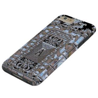 Miltonshire Vogue Monogram A Tough iPhone 6 Plus Case