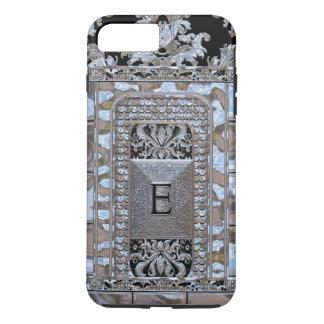 Miltonshire Vogue Monogram E iPhone 7 Plus Case
