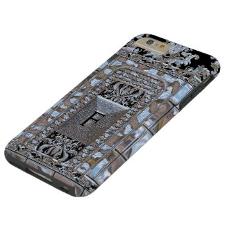 Miltonshire Vogue Monogram F Tough iPhone 6 Plus Case