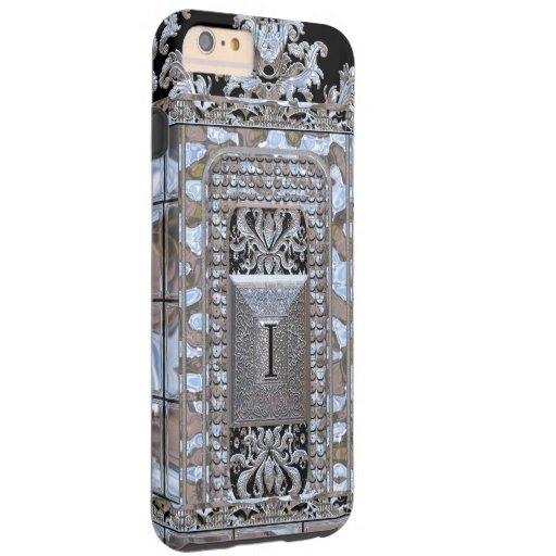 Miltonshire Vogue Monogram I Tough iPhone 6 Plus Case