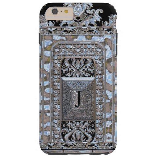 Miltonshire Vogue Monogram J Tough iPhone 6 Plus Case