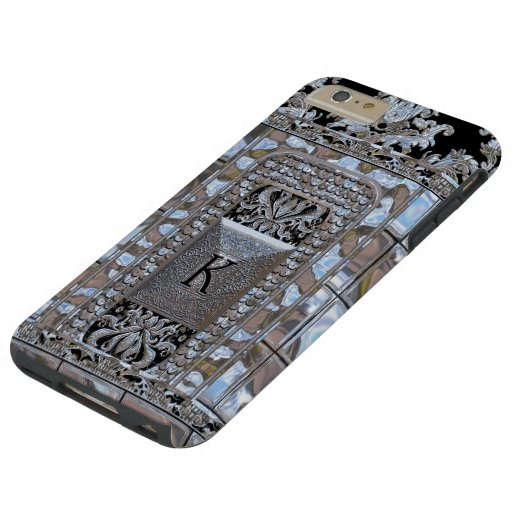 Miltonshire Vogue Monogram K Tough iPhone 6 Plus Case
