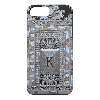 Miltonshire Vogue Monogram K iPhone 7 Plus Case