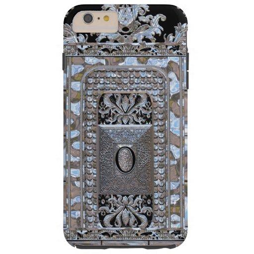 Miltonshire Vogue Monogram O Tough iPhone 6 Plus Case