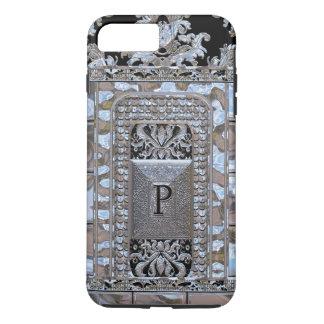 Miltonshire Vogue Monogram P iPhone 7 Plus Case
