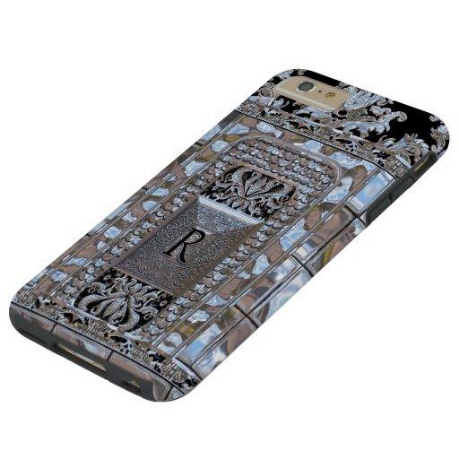 Miltonshire Vogue Monogram R Tough iPhone 6 Plus Case