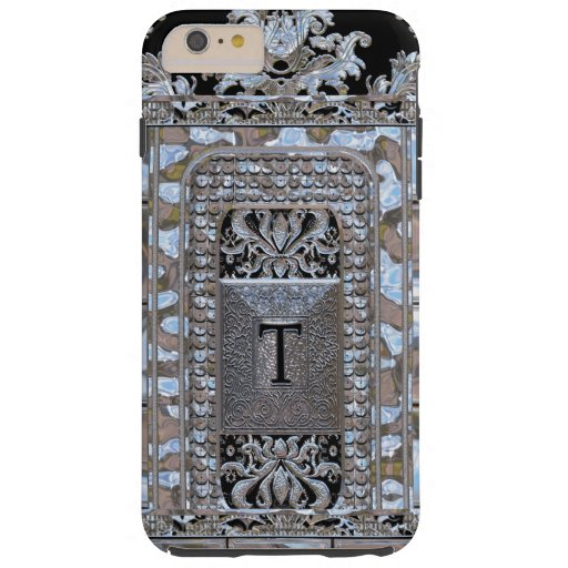 Miltonshire Vogue Monogram T Tough iPhone 6 Plus Case