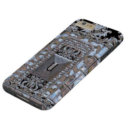 Miltonshire Vogue Monogram U Tough iPhone 6 Plus Case
