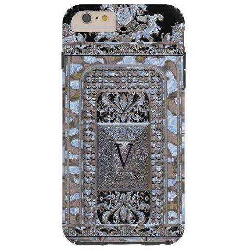 Miltonshire Vogue Monogram V Tough iPhone 6 Plus Case