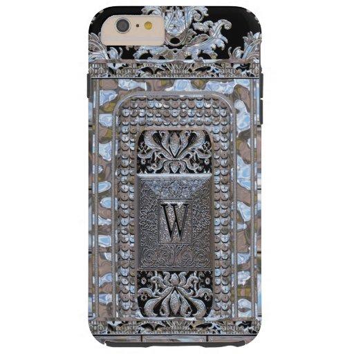 Miltonshire Vogue Monogram W Tough iPhone 6 Plus Case