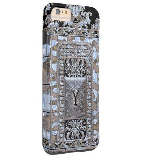 Miltonshire Vogue Monogram Y Tough iPhone 6 Plus Case