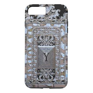 Miltonshire Vogue Monogram Y iPhone 7 Plus Case