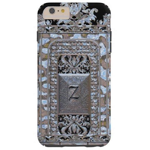 Miltonshire Vogue Monogram Z Tough iPhone 6 Plus Case
