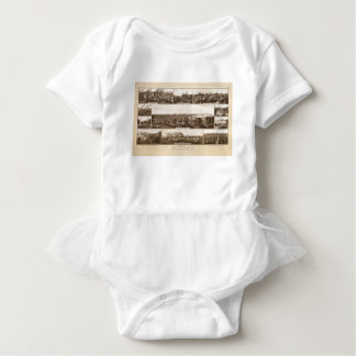 Milwaukee 1882 baby bodysuit
