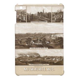 Milwaukee 1882 iPad mini covers