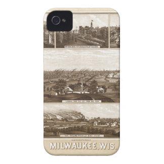 Milwaukee 1882 iPhone 4 cover