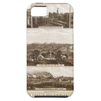 Milwaukee 1882 iPhone 5 cases