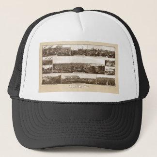Milwaukee 1882 trucker hat