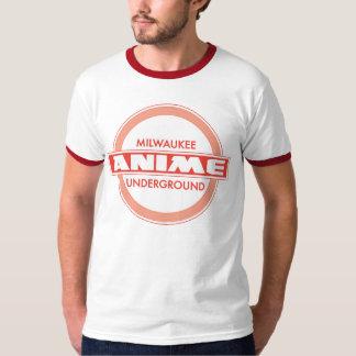 Milwaukee Anime Underground Red Tee! T-shirts