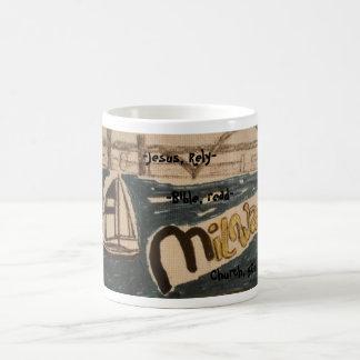Milwaukee art christian mug