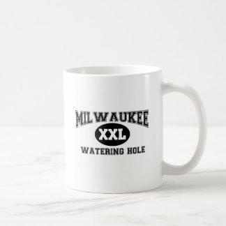 Milwaukee Basic White Mug