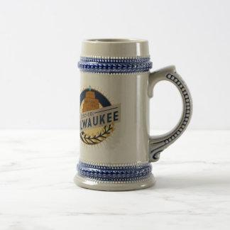 Milwaukee Beer Stein