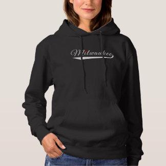 Milwaukee Heart Logo Hoodie