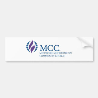 Milwaukee MCC Bumper Sticket Bumper Sticker