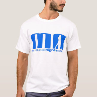 Milwaukee Nights Blue T-Shirt