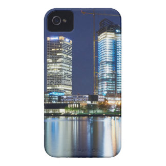 Milwaukee Skyline at Night Case-Mate iPhone 4 Case