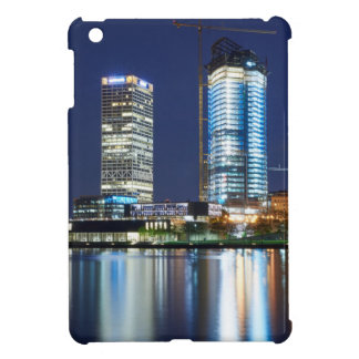 Milwaukee Skyline at Night iPad Mini Cover