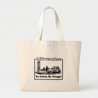 Milwaukee Tough Jumbo Tote Bag