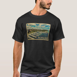 Milwaukee Vintage Travel T-shirt