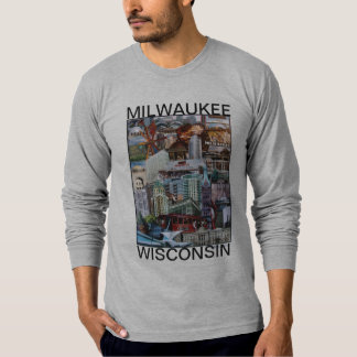 Milwaukee, Wisconsin T-Shirt