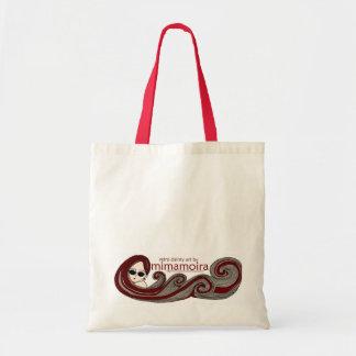 Mima MOiRA Logo Budget Tote Bag