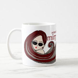 Mima MOiRA Logo Coffee Mug