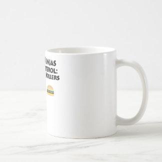 Mimes, Nijas & Cholesterol Mug