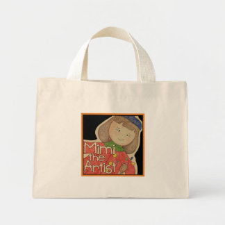 Mimi the Artist Tote Bag